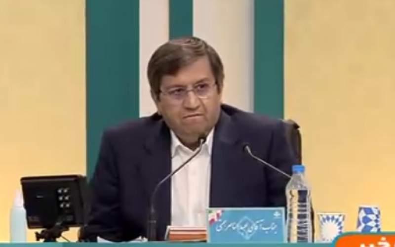 ضد حمله همتی به محسن رضایی