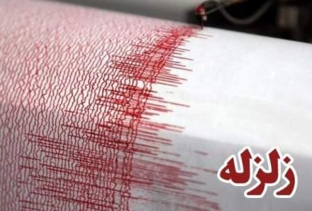 وقوع زلزله ۵.۲ریشتری در ایلام