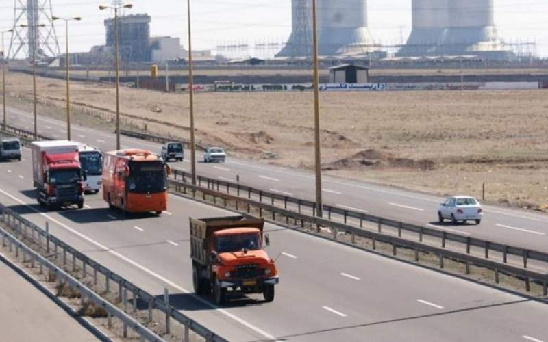 کاهش ۸ درصدی ترافیک در محورهای بینشهری