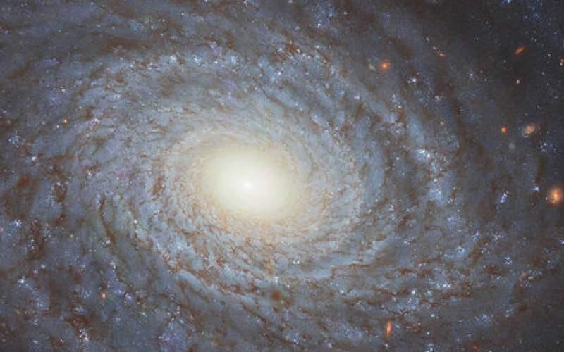کهکشانی مارپیچی با جزئیات بینظیر/عکس