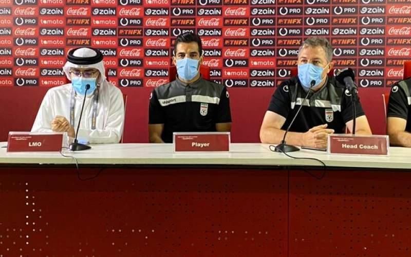 بازی خیلی حساس و سختی مقابل بحرین داریم