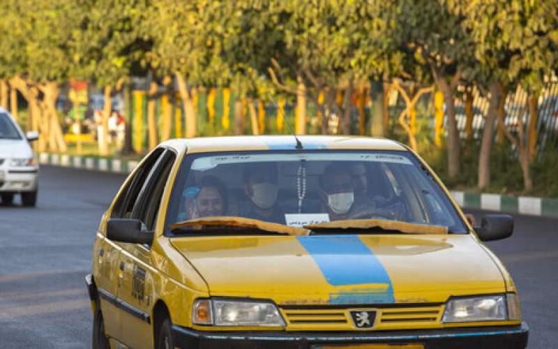 آخرین وضعیت بیمه رانندگان تاکسی