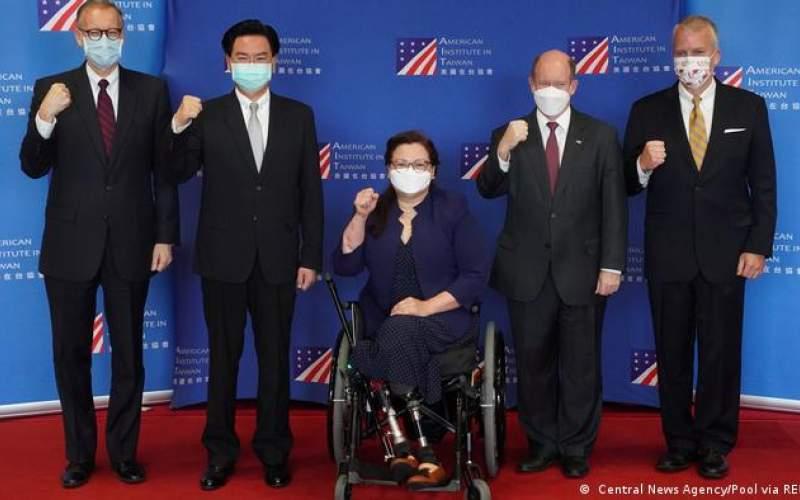 آمریکا و ژاپن به تایوان واکسن میدهند