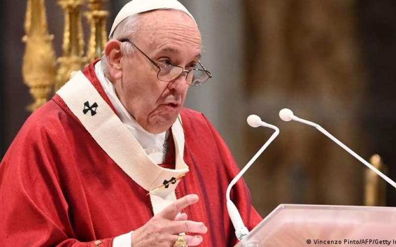 واکنش پاپ به كشف گور در مدرسه کاتولیک