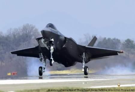 بزرگترین رزمایش اف-۳۵ های اسرائیل