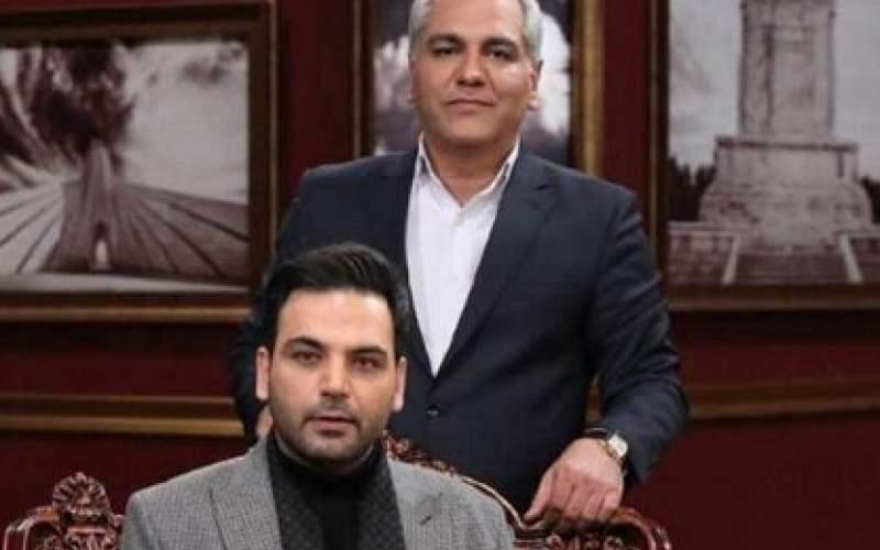 چالش جدید مهران مدیری در میدان مسابقه