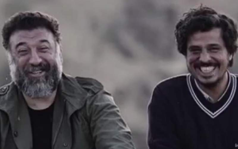 پیام صوتی زندهیاد انصاریان درباره فیلم کولبرف