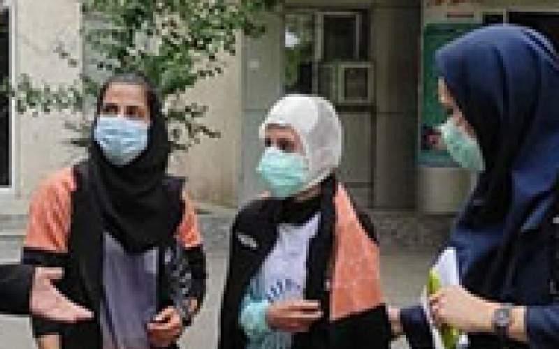 تصاویر دلخراش سانسور شده از فوتسال بانوان