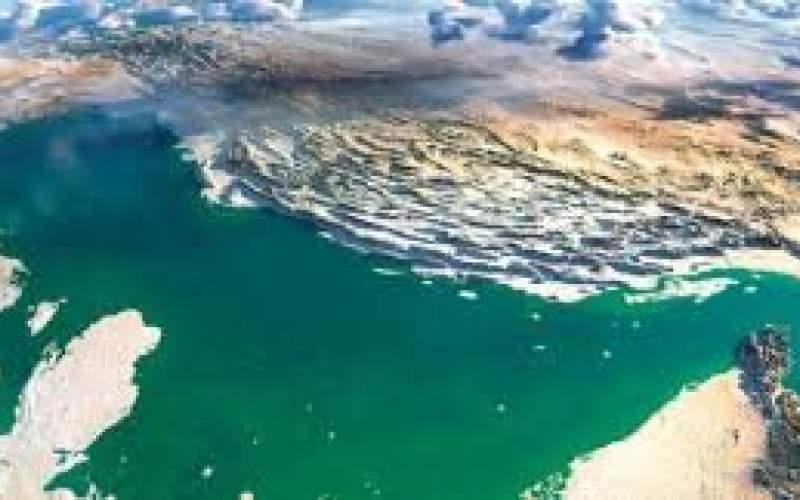 خلیج فارس سالانه ۲ متر تبخیر را تجربه میکند