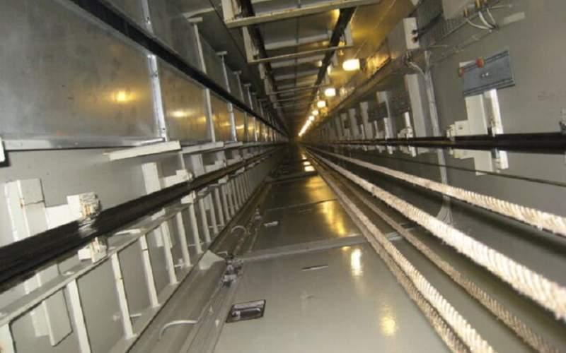 با قطع برق آسانسورسقوط نمیکندو خفه نمیشویم
