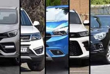 قیمت خودروهای چینی در مسیر صعود