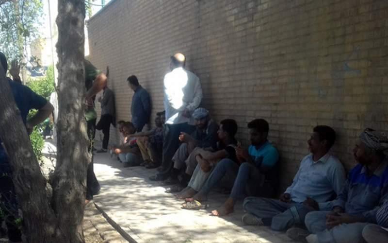 بازداشت کارگران شهرداری کوت عبدالله