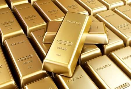 رکورد کاهش روزانه در بازار طلا