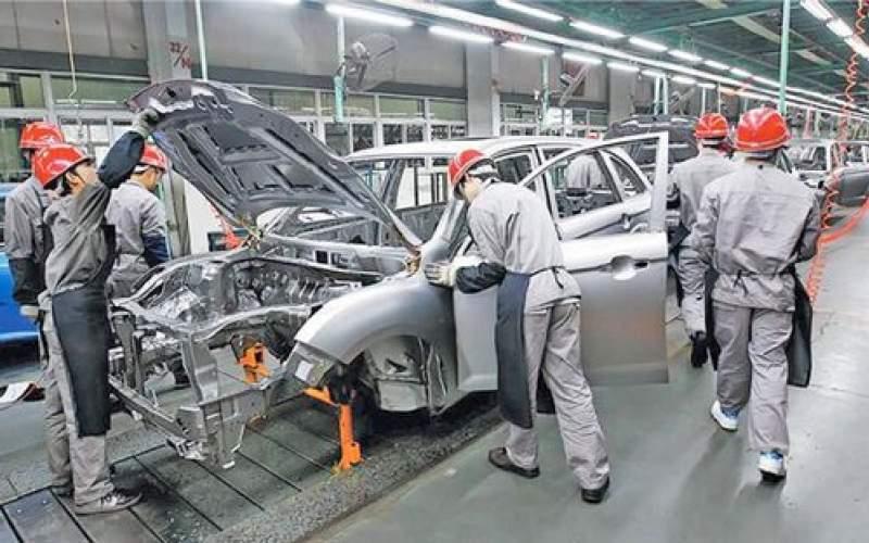 شیفت واردکنندگان به مونتاژ خودروهای چینی