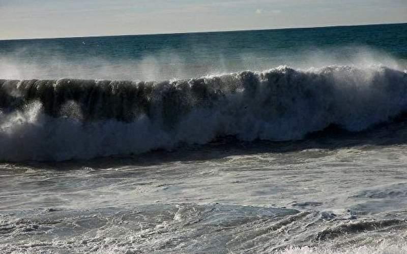 افزایش ارتفاع موج در جنوب کشور