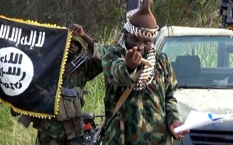 داعشیها، مرگ رهبر بوکو حرام را تایید کردند