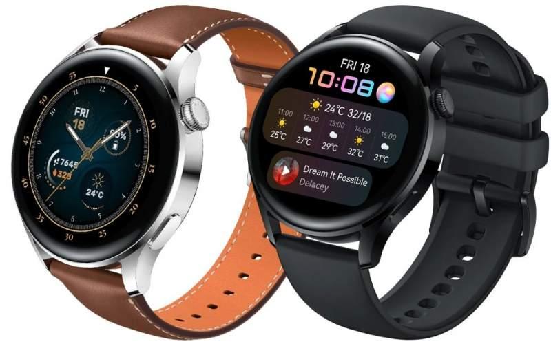 آشنایی با ساعت هوشمند هواویWatch 3  و Watch 3 Pro