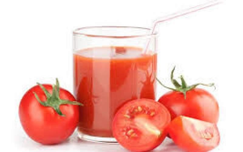 آب گوجهفرنگی حمله قلبی را کاهش میدهد