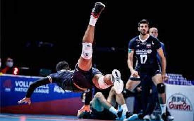آغاز مسابقات سخت تیم ملی والیبال
