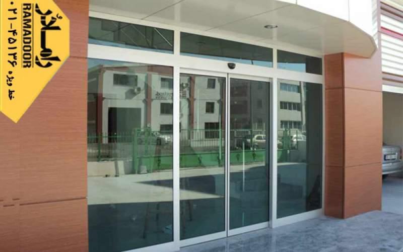 آیا می دانید استفاده از درب اتوماتیک شیشه ای چه مزیتی های داشته است؟
