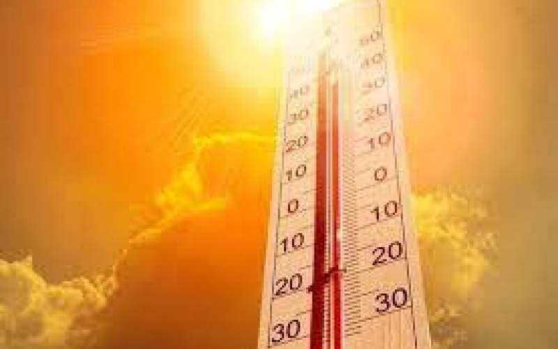 افزایش ۵ تا ۷ درجهای دمای هوا در برخی مناطق