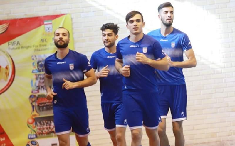 اسامی تیم ملی فوتسال اعلام شد