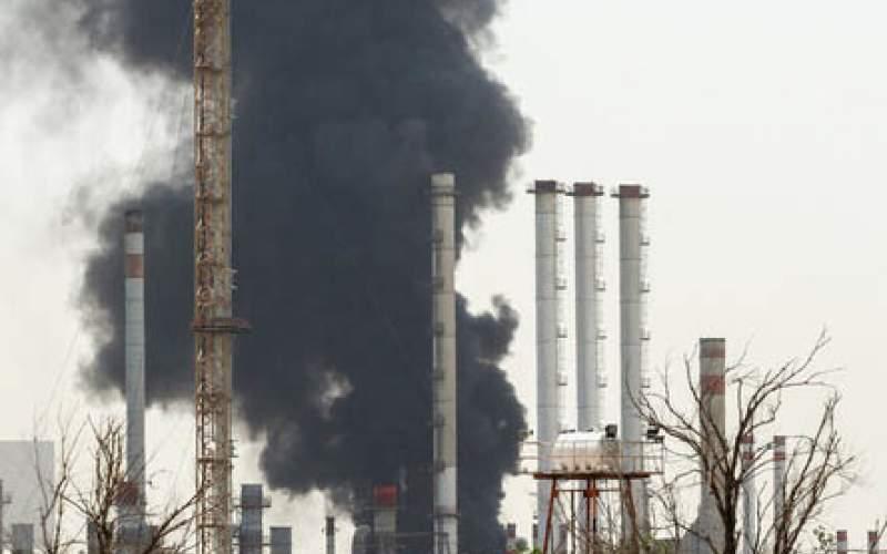 وضعیت پرداخت خسارت پالایشگاه نفت تهران