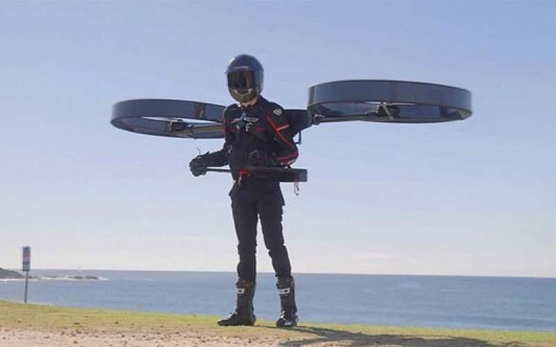 اولین پرواز آزمایشی با بالگرد کولهای