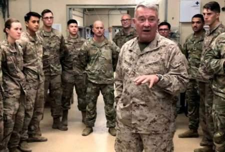 اعمال فشار بر نیروهای آمریكا در عراق