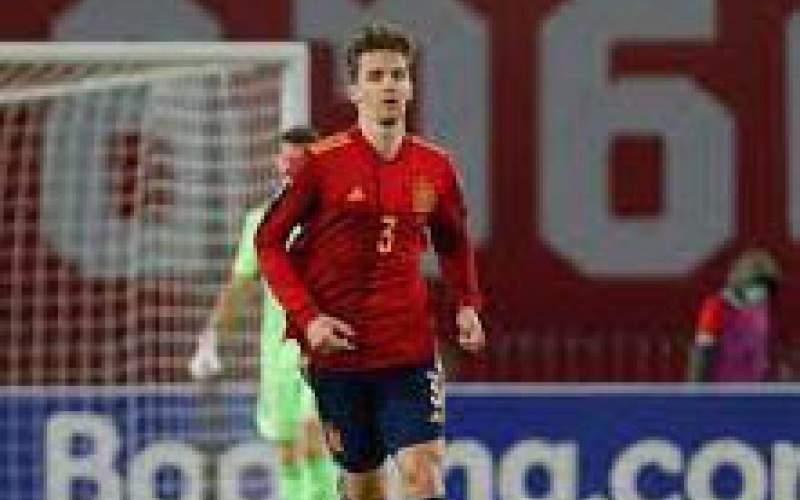 دومین ابتلای به کرونا در تیم ملی اسپانیا