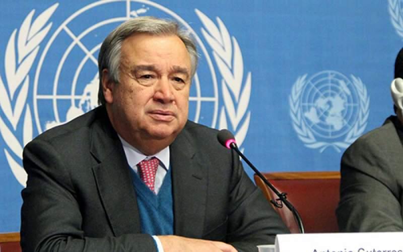 گوترش، دبیرکل سازمان ملل باقی ماند