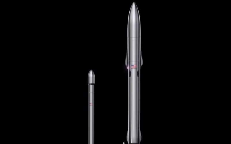موشک کاملاً قابل استفاده مجدد ساخته شد