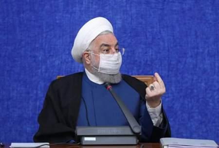 روحانی:با شعور مردم بازی نکنید