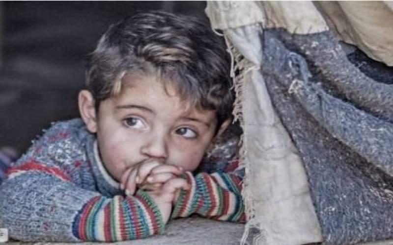 زندگی یک سوم کودکان در مناطق درگیری