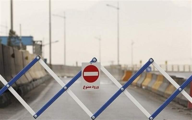 محدودیت سفر به شهرهای قرمز پابرجاست