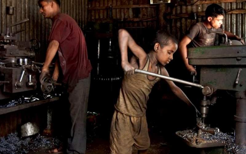 افزایش شمار کودکان کار در جهان