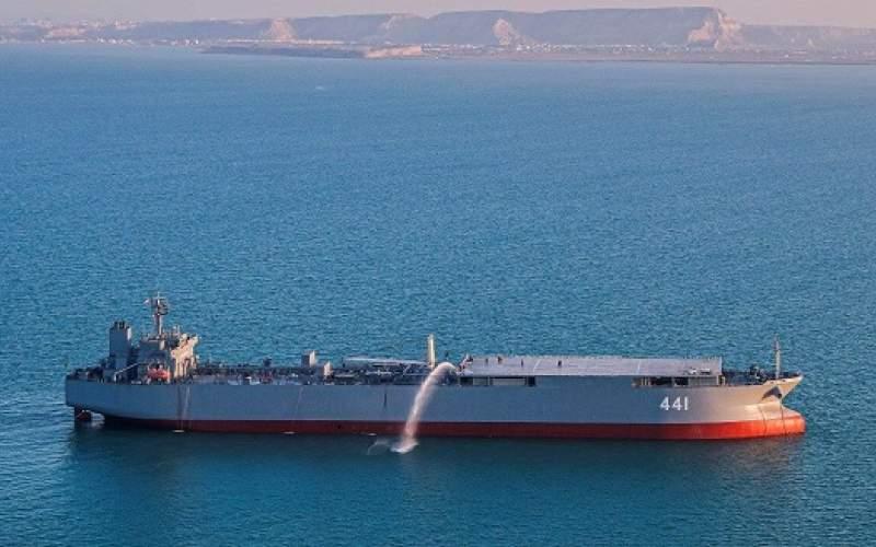 ناوگروه ایران وارد اقیانوس اطلس شد