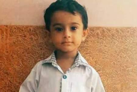 یحیی شش ساله، قربانی «هوتگ» شد/عکس