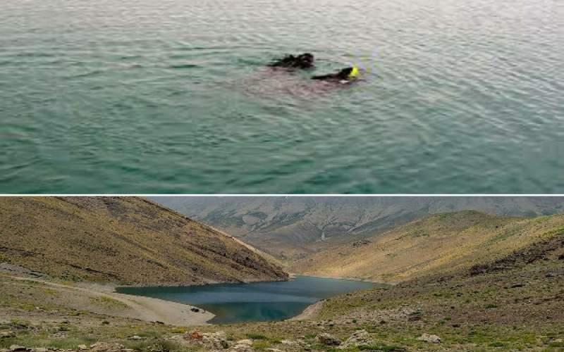 غرق شدن جوان ۲۵ساله در دریاچه هویر دماوند