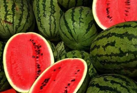 قیمت  هندوانه در میادین گران شد