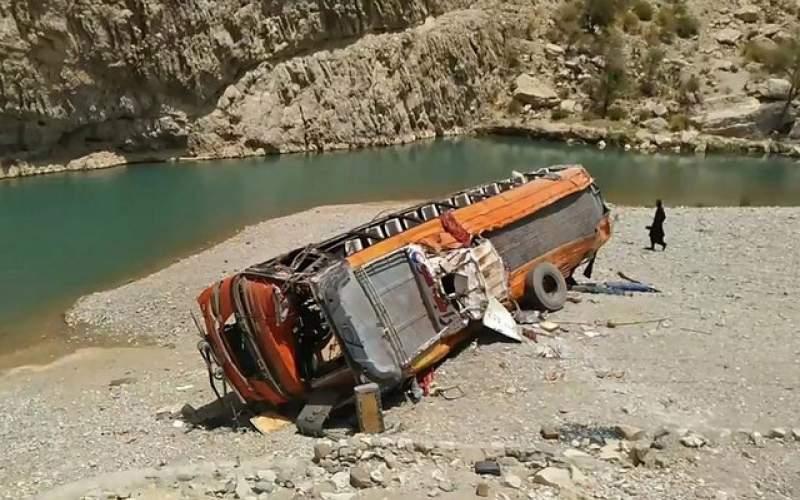 وقوع سانحه رانندگی مرگبار درجنوب غرب پاکستان