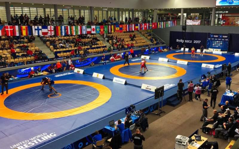روسیه میزبان مسابقات کشتی جوانان جهان شد