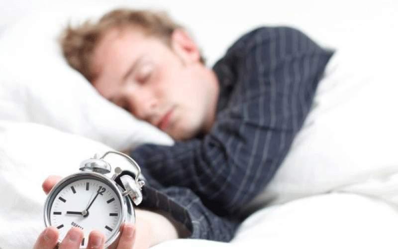 تاثیر معجزهآسای خواب بهموقع براضافه وزن