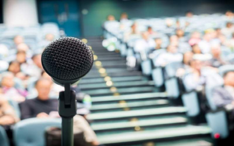 کنترل استرس گام مهمی برای سخنرانی مطلوب