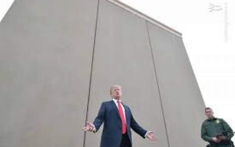 بودجه دیوار مرزی به پنتاگون بازگردانده شد
