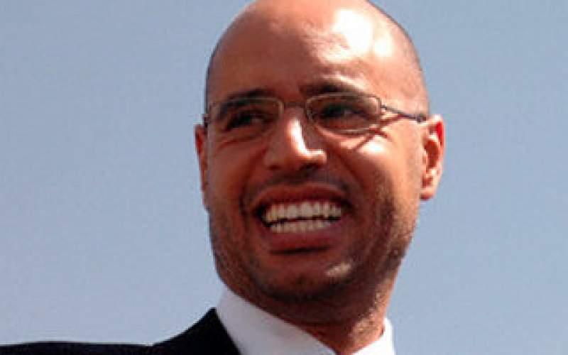 پسر قذافی نامزد انتخابات لیبی میشود