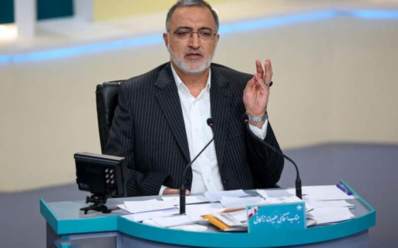 حمله زاکانی به روحانی: سواد اقتصادی ندارد