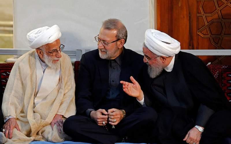 اصرار  لاریجانی برای اعلام دلایل ردصلاحیتش