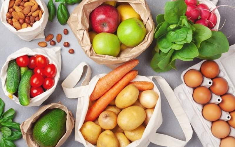پیشنهادهای رژیم غذایی برای خانمها