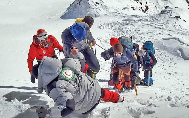 چند نفر امسال در کوهستانها نجات داده شدند؟